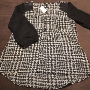 Maurices blouse size small new with tags